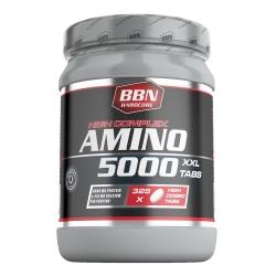 BBN HARDCORE AMINO 5000 xxl tabs,325tab