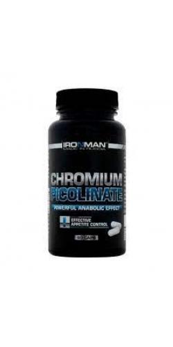 Chromium Picolinate, 60caps
