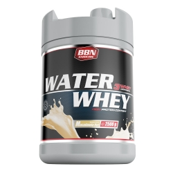 BBN HARDCORE WATER WHEY 3 Protein components 2500g