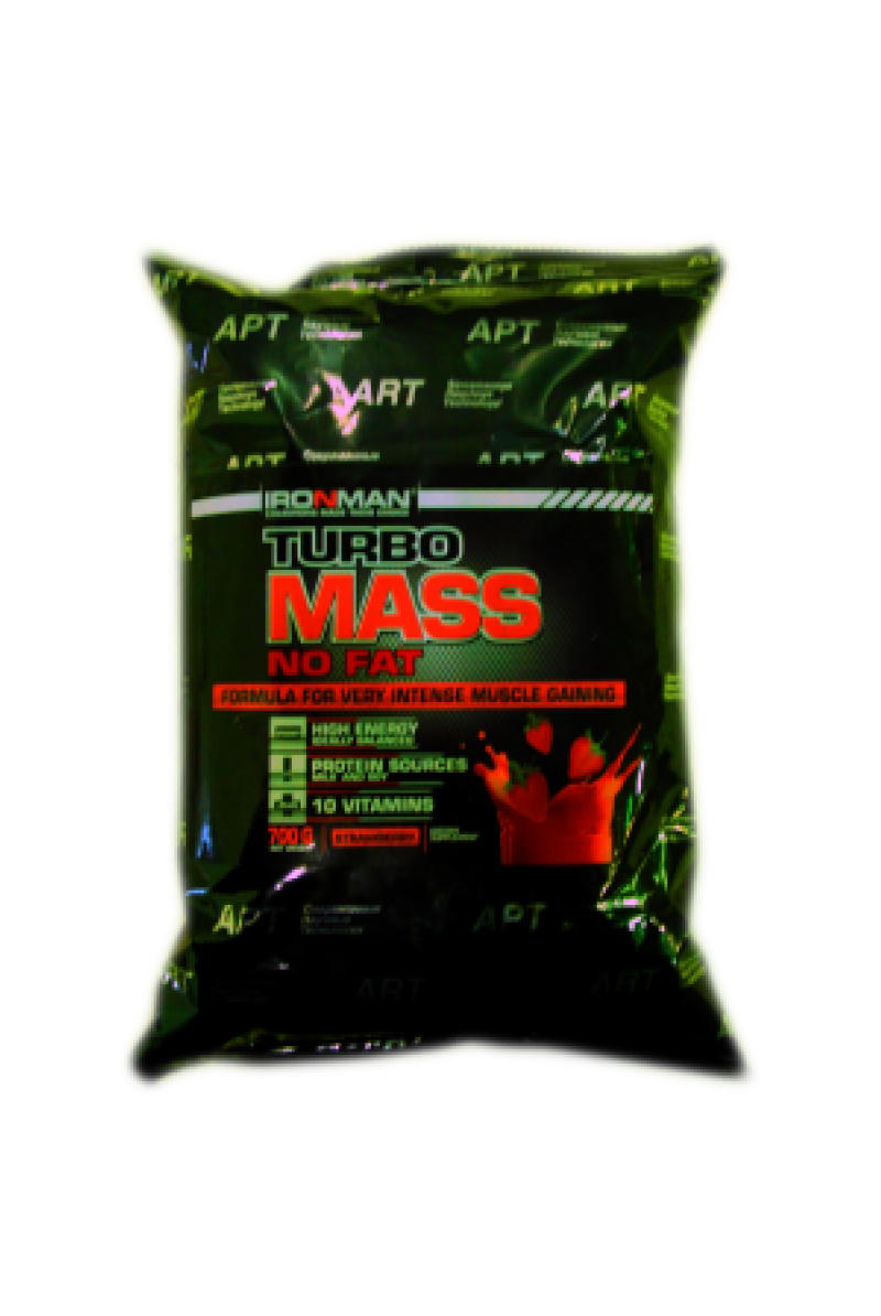 Turbo Mass No Fat