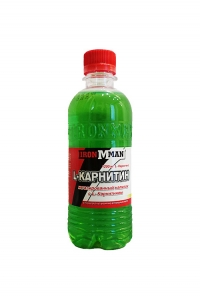 IRONMAN Напиток L-карнитин Упаковка  500 мл.