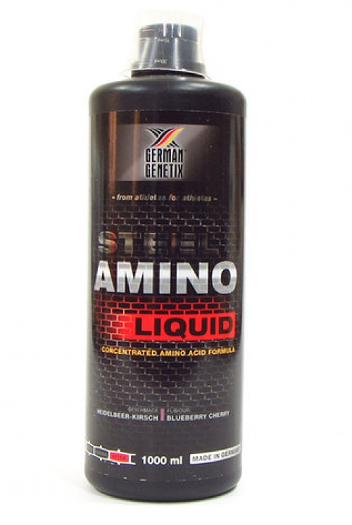 GERMAN GENETIX  STEEL AMINO LIQUID 1000ML