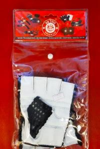 перчатки кожанные Германия