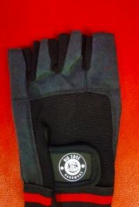 перчатки кожанные Big-zone Германия
