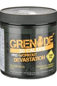 Grenade .50 Calibre Pre-Workout 20serv