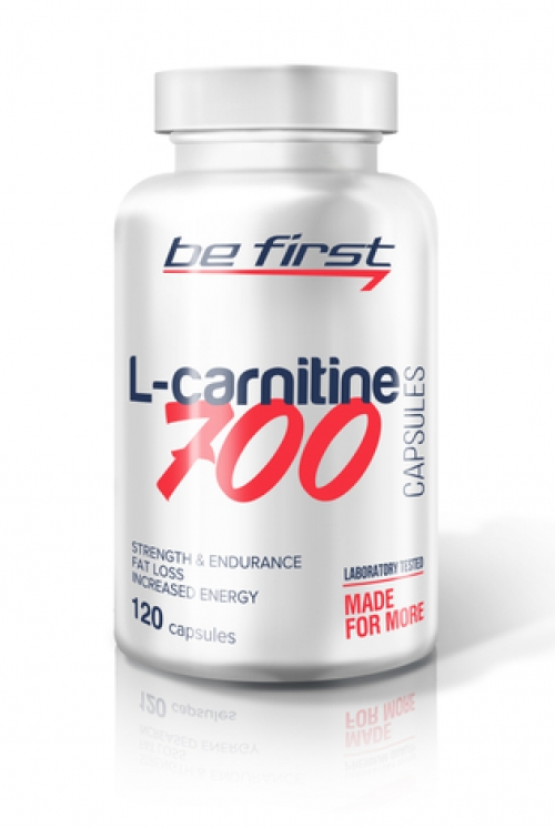 Be first L-Carnitine 700mg 120c
