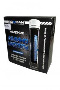 Жидкие Аминокислоты, 10*25ml
