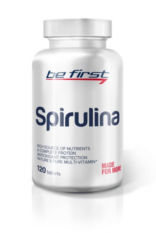 Be First Spirulina 120 таб