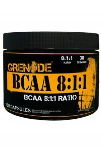 Аминокислоты BCAA с соотношением 8:1:1.( 150 капс)