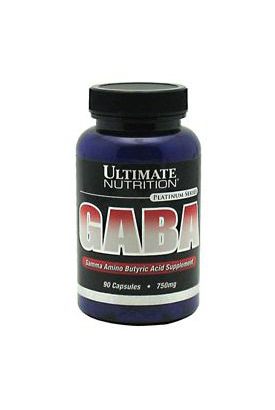 Ultimate Nutrition GABA 90 капсулиз 5 звёзд!