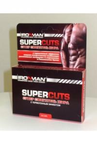 IRONMAN™ Супер сжигатель жира Super Cuts (30 капс.)