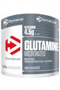 MICRONIZED GLUTAMINE, 300 GR.