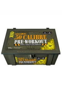 Grenade 50 Calibre Pre-Workout Lemon Raid 580g