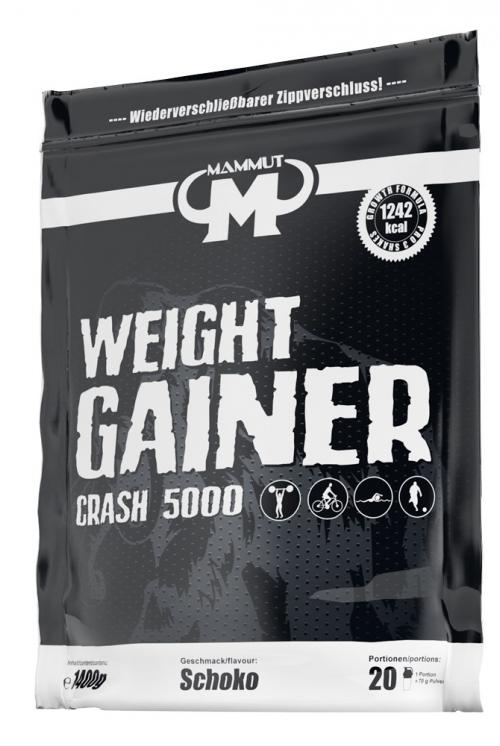 WEIGHT GAINER Crash 5000