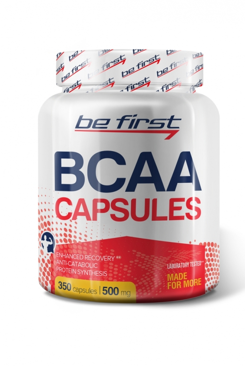 Be First BCAA 2:1:1 Capsules 350