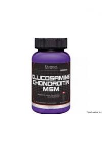 Glucosamine + Chondroitin + MSM, 90 tab.