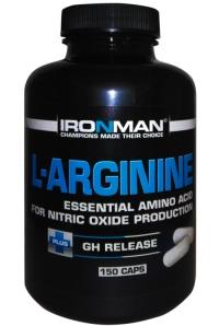 L-Аргинин IRONMAN ( 150 капс)