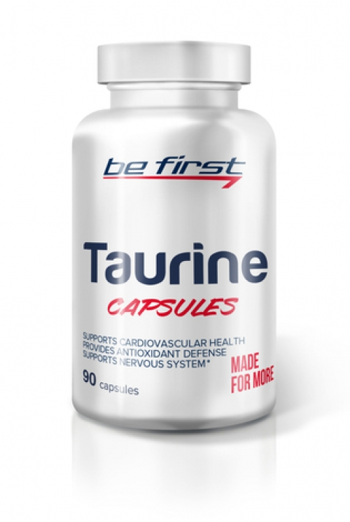 Be First Taurine capsules 90 капсул