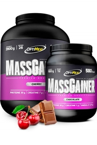 Гейнер Optimeal - Mass Gainer, 3 кг