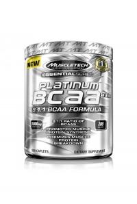 MuscleTech - Platinum BCAA 8:1:1, 200 таб.