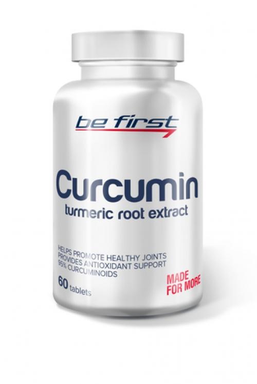 Be First Curcumin 60t