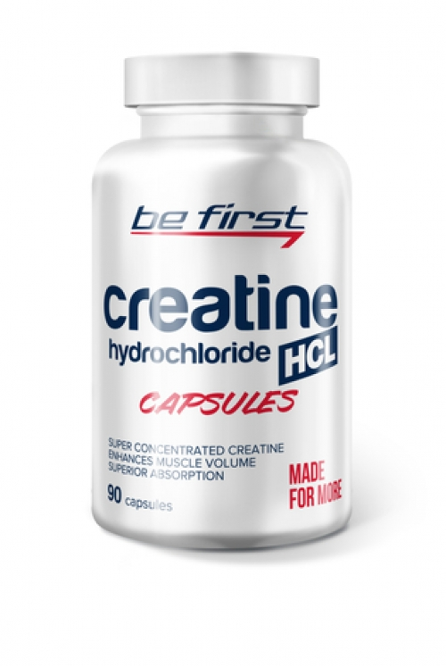 Be First Creatine HCL 90c