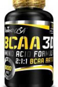 Biotech BCAA Nano 3 D, 90 капс.