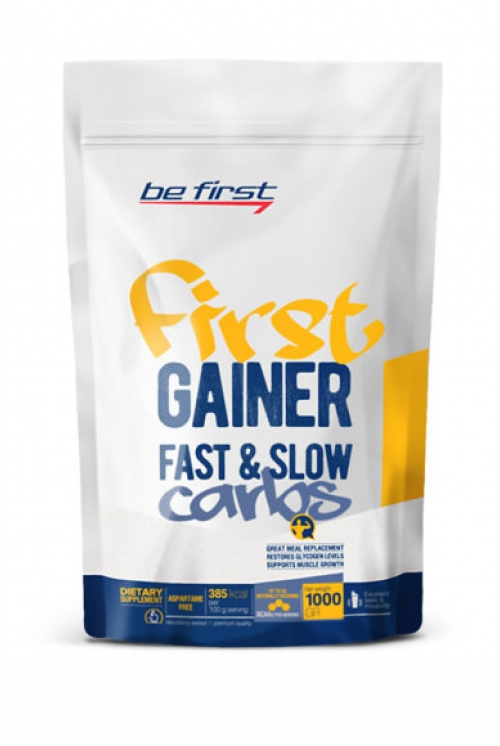 BeFirst  First Gainer 1000g