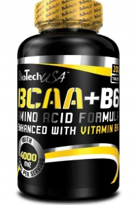 BCAA + B6,100 таб.Biotech