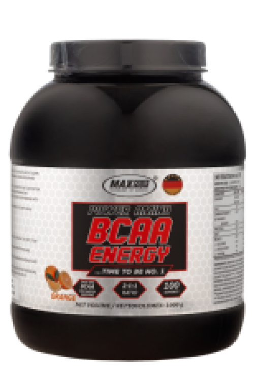 MAXPOWER BCAA Energy 100 serv