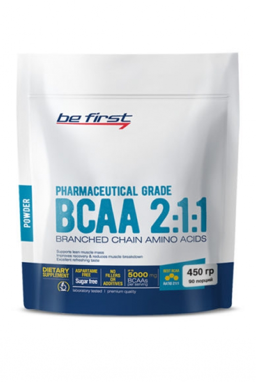 Be First BCAA 2:1:1 CLASSIC powder 450g