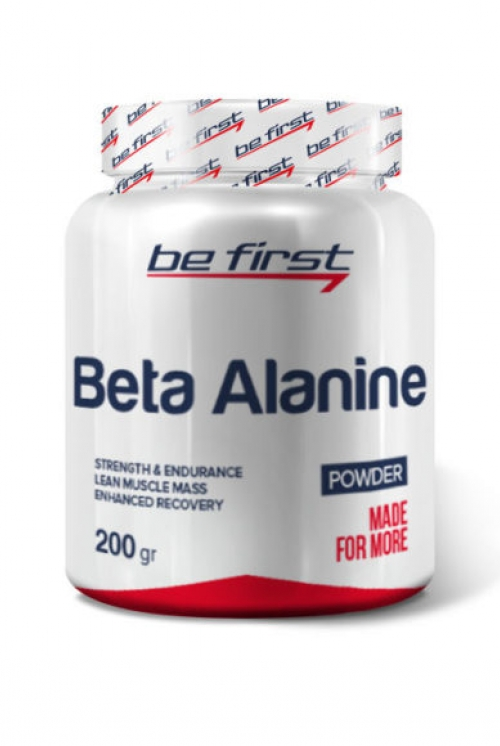 Be First Beta alanine powder 200 г без вкуса