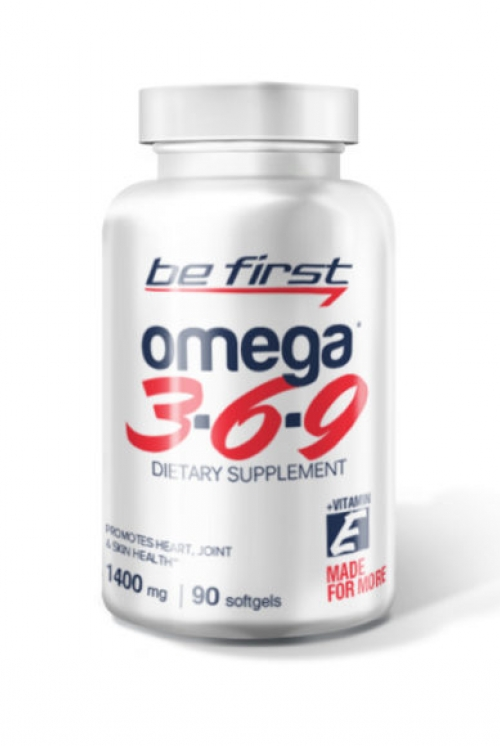 Befirst Omega 3-6-9, 90 капсул
