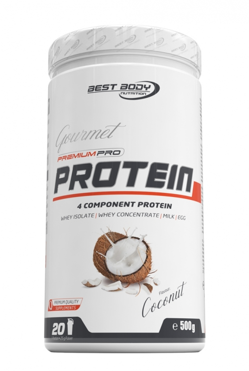 BEST BODY NUTRITION Gourmet Premium Pro