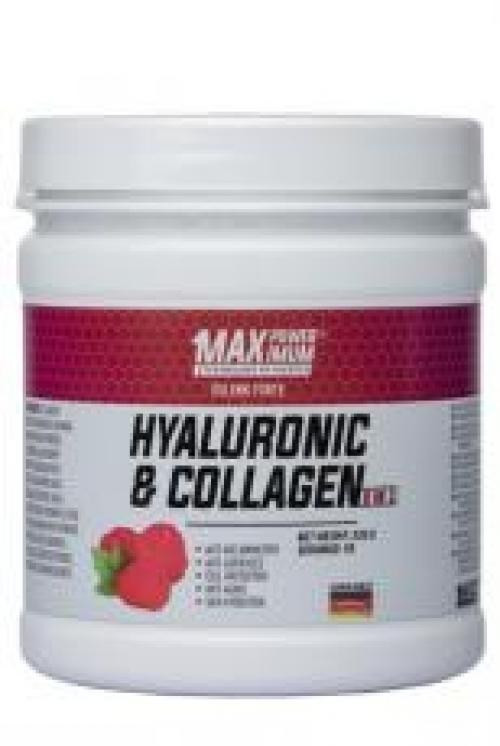 MAXPOWER Hyaluronic & Collagen 200g