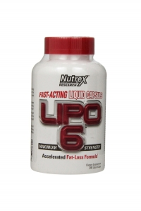LIPO 6 MAXIMUM STRENGTH, 240caps