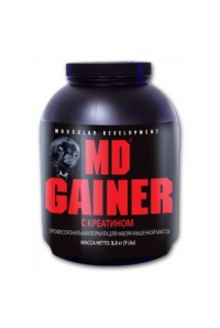 MD GAINER with creatine