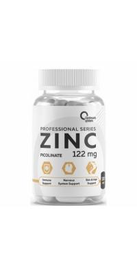 Zinc Picolinate 122mg 100 caps