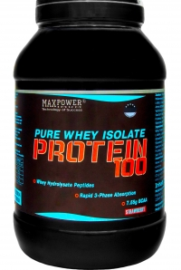 Pure Whey Isolate Protein 100