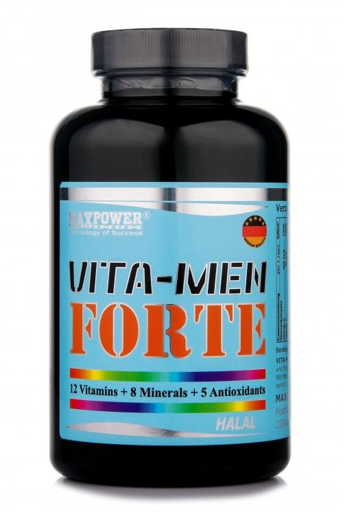 Vita-Men 100% Natural, 100caps
