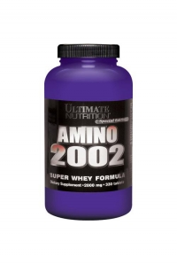 Amino 2002 Ultimate Nutrition (330 таб)