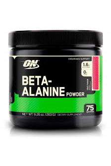 Beta-Alanine Powder 203-262 г,