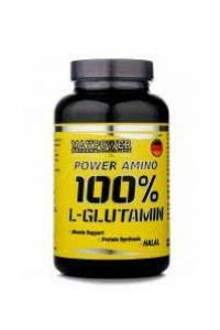 100% L-Glutamine, 100caps