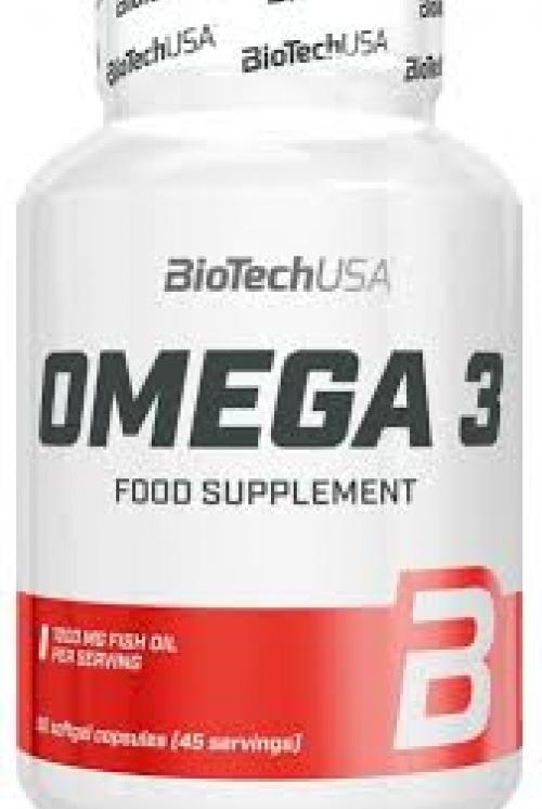 Omega-3, 90caps