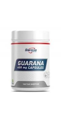 GENETICLAB GUARANA 400mg capsules
