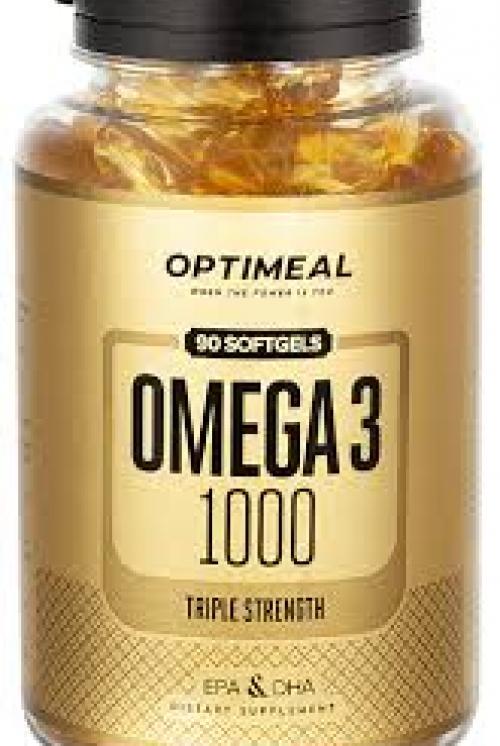 OptiMeal Omega 3 1000 120tab