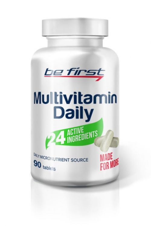 Be First Multivitamin Daily 90t
