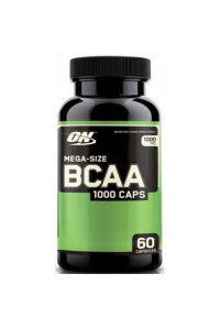 BCAA 1000, 60 caps.