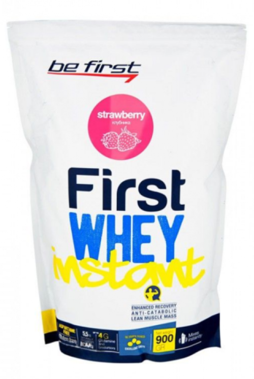 BeFirst First Whey  instant 900g