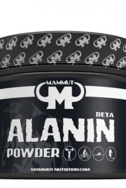 MAMMUT BETA ALANIN POWDER 300G